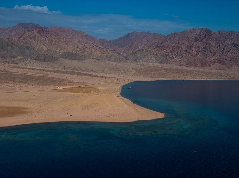 Le nord-ouest de l'Arabie Saoudite abritera bientôt le gigantesque projet NEOM, une zone franche de 26 500 km2 - DR NEOM