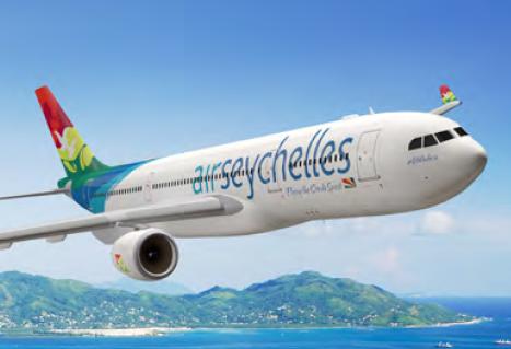 Nouvelles coordonnées du Call Center d'Air Seychelles - DR