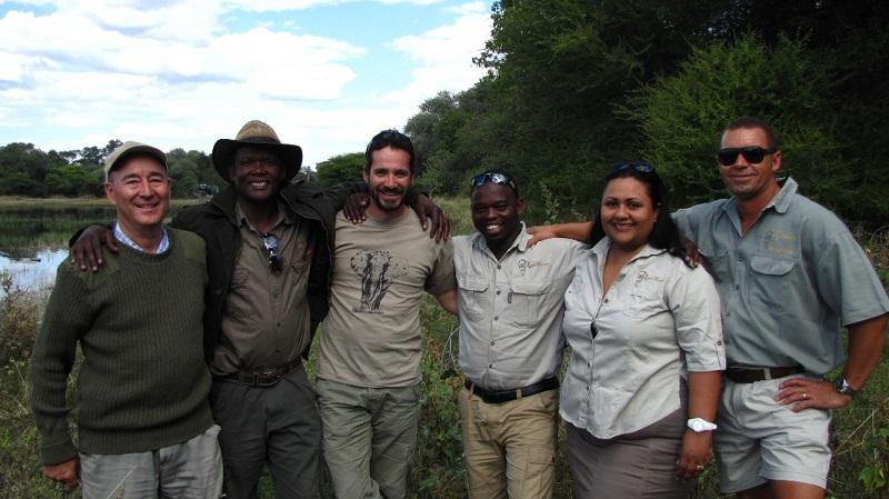 Essentiel Botswana, acteur du tourisme durable et candidat aux Palmes du Tourisme Durable - Photo : Essentiel Botswana