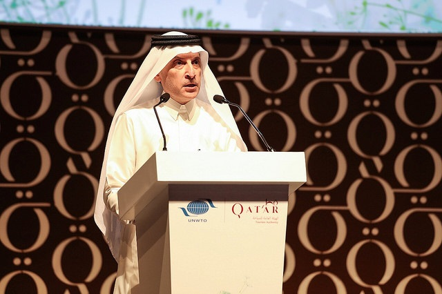 Akbar Al Baker PDG du groupe Qatar Airways - DR