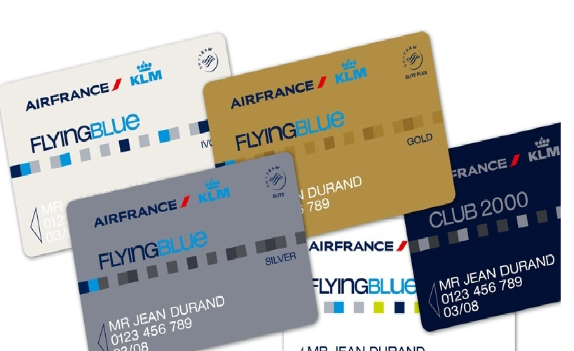 carte de fidélité air france Plus simple, plus lisible : Air France revoit son programme Flying