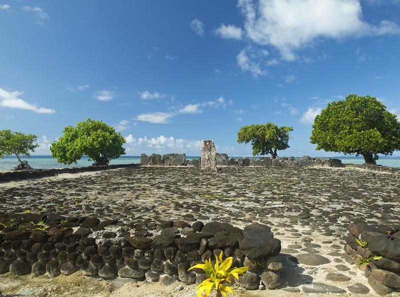 L'ïle de Raiatea - DR Tahiti Tourisme