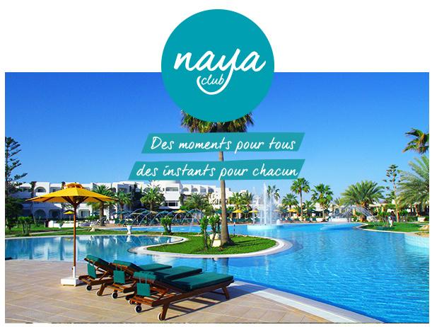 Voyamar : Naya Club Djerba ouvrira en avril 2018