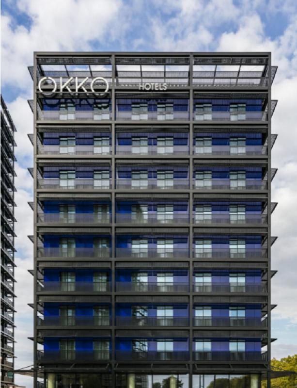 HOKKO Hotels Strasbourg, un établissement 4* convivial et contemporain pour une clientèle loisir et d'affaires connectée. Photo: OKKO Hotels