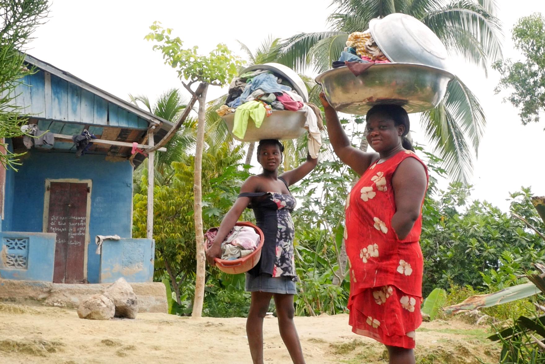 Dans les montages d'Haïti © Laurie Medina, TourMaG
