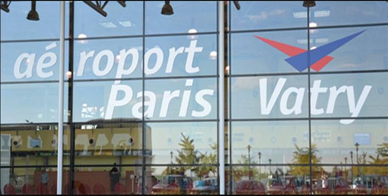 Après les arrêts successifs des compagnies Jetairfly, Atlas Atlantiques Airlines, et désormais de Clicandfly, l'aéroport de Paris-Vatry, en Champagne, n'accueille plus que des vols Ryanair © DR