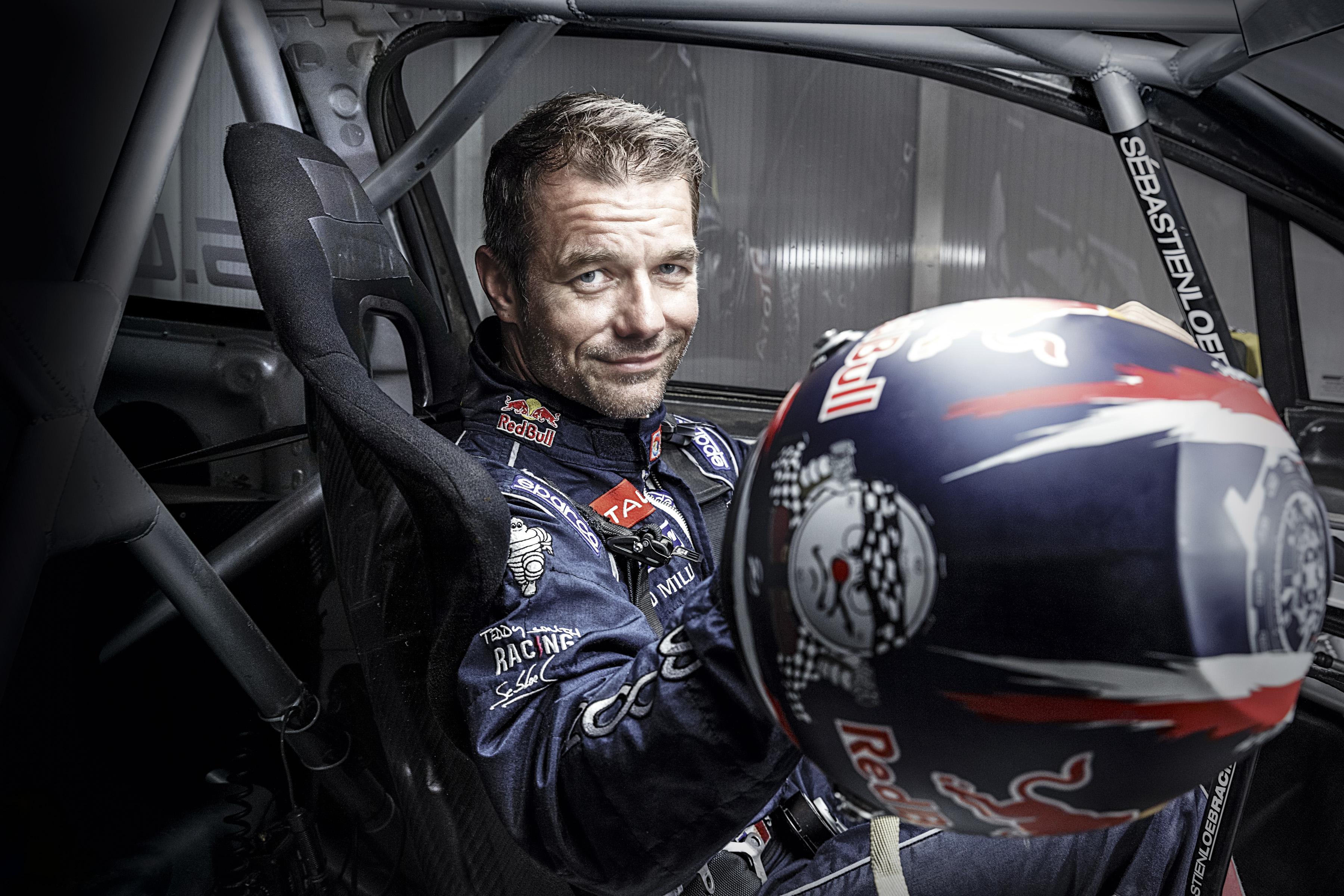 Sébastien Loeb vous invite à bord de sa voiture de course dans la dernière attraction du Futuroscope. - DR