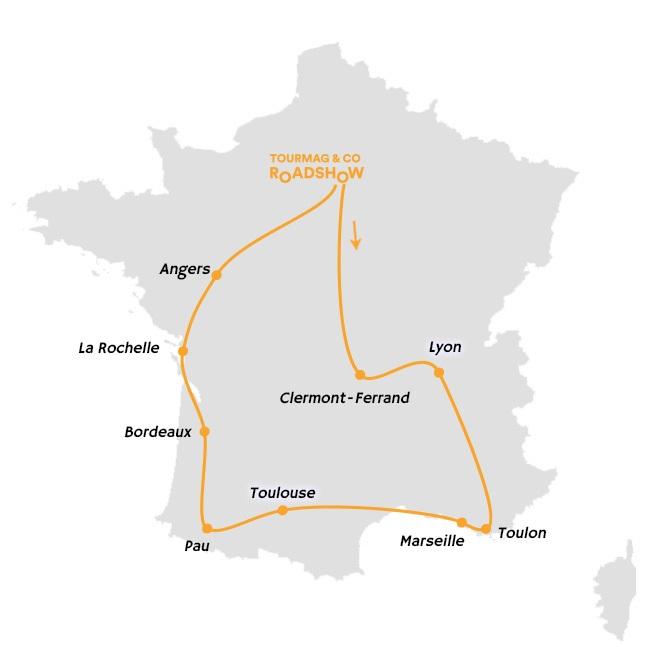 Suisse Tourisme présente ses nouveautés sur le TourMaG and Co RoadShow