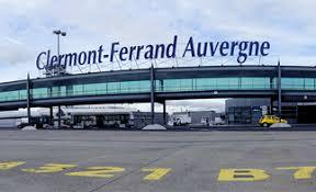 Photo Aéroport de Clermon-Ferrand Auvergne