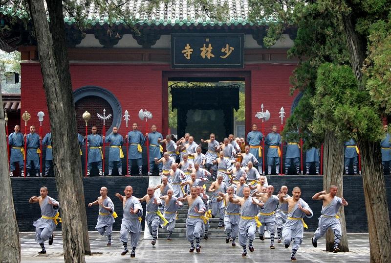 Henan coeur de l'histoire chinoise Crédit : DR