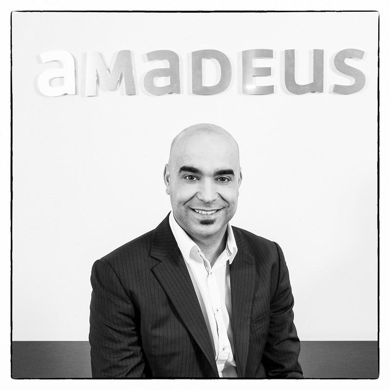 Jamel Chandoul, directeur commercial Amadeus France Crédit : Amadeus