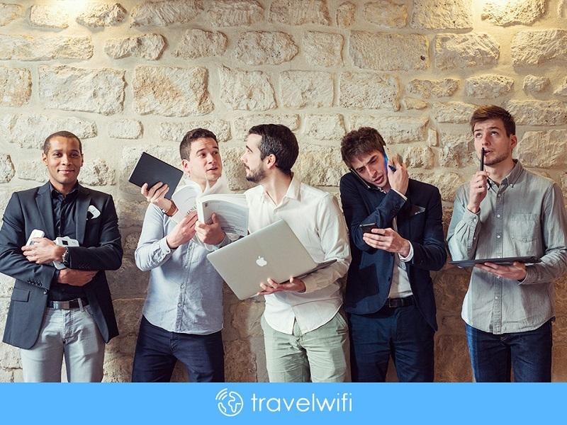 Une solution qui fonctionne à travers le monde Crédit : Travel Wifi
