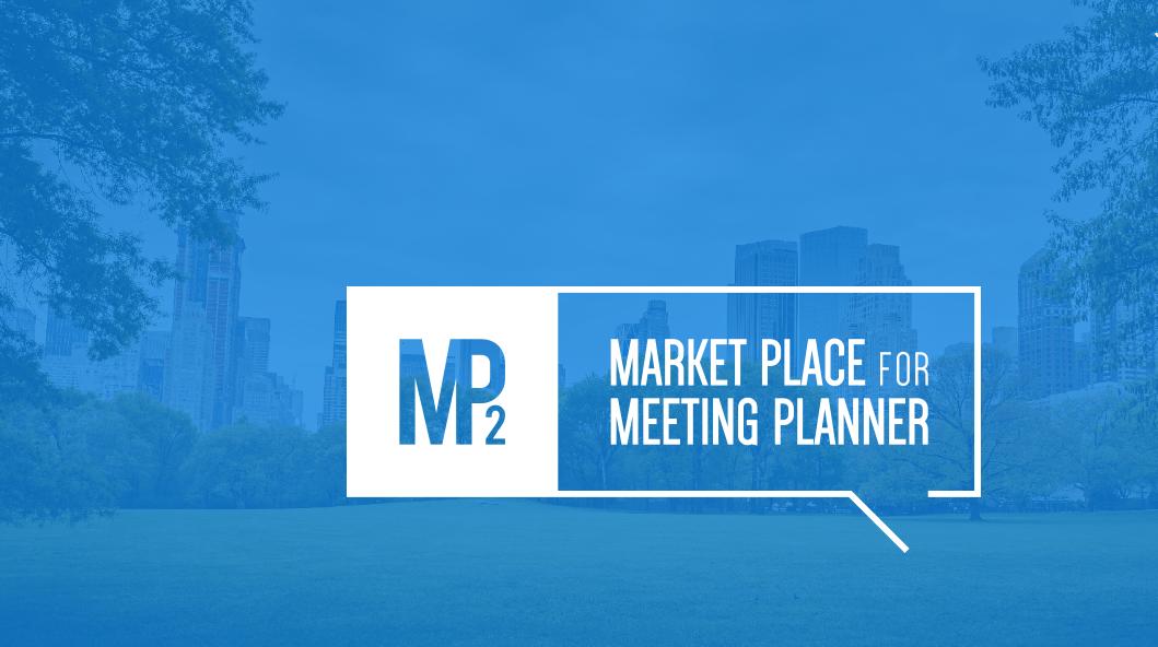 la deuxième édition du salon MP2 aura lieu les 30 novembre et 1er décembre 2017 à Marseille - Logo MP2
