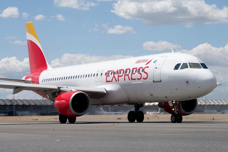 Iberia Express est le low cost de la compagnie espagnole Iberia - photo DR Iberia Express