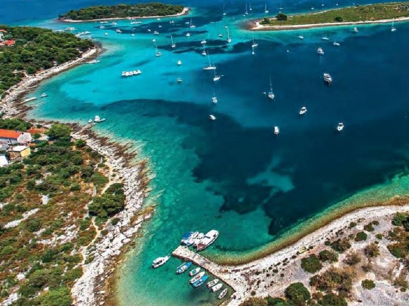 La Croatie sera présente au salon nautique international de Paris - photo DR Office du tourisme de Croatie