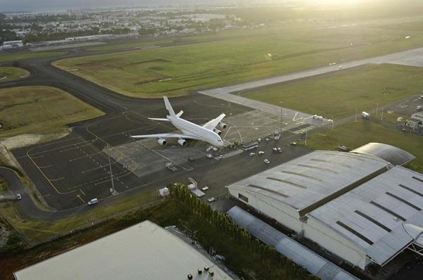 Crédit photo : Aéroport Guadeloupe Pôle Caraïbes