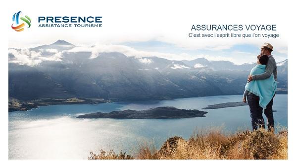 Capture écran site : presenceassistance.com