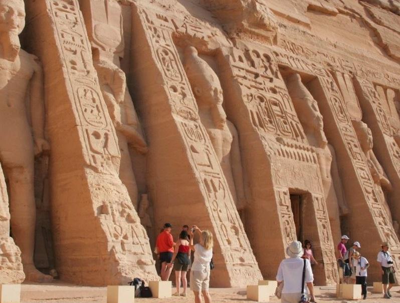 Le tourisme en Egypte reprend des couleurs - photo action visa