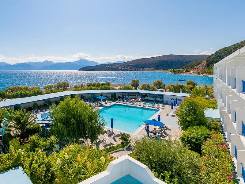 Cet été, Fram s'installe en Grèce continentale avec le > Framissima Delphi Beach 4* - DR FRAM