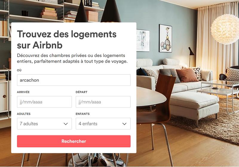 Airbnb  vient de trouver un moyen malin, parfaitement légal, dûment estampillé européen, pour les propriétaires loueurs de AirBnB, de ne pas déclarer leurs revenus à notre bon fisc français - Capture écran