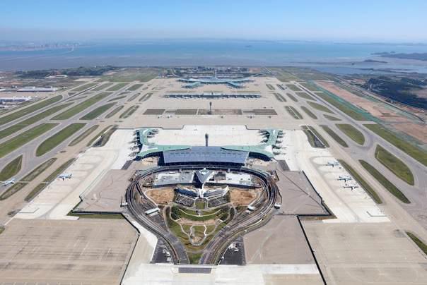 Le nouveau Terminal 2 de l'aéroport de Séoul - Incheon ouvrira le 18 janvier 2018 - DR