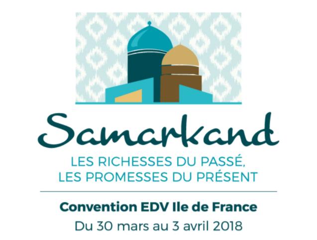 Les Entreprises du Voyage Ile-de-France : La convention se déroulera du 30 mars au 3 avril 2017 en Ouzbékistan - DR