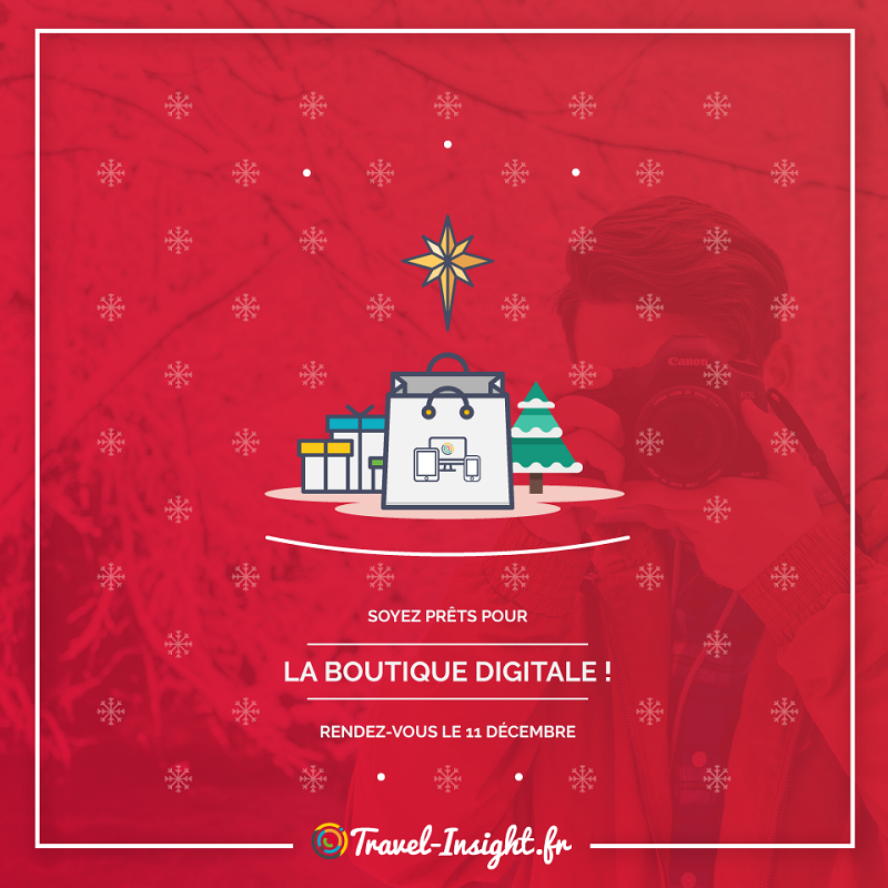 Travel Insight propose aux professionnels du tourisme une boutique digitale de Noël