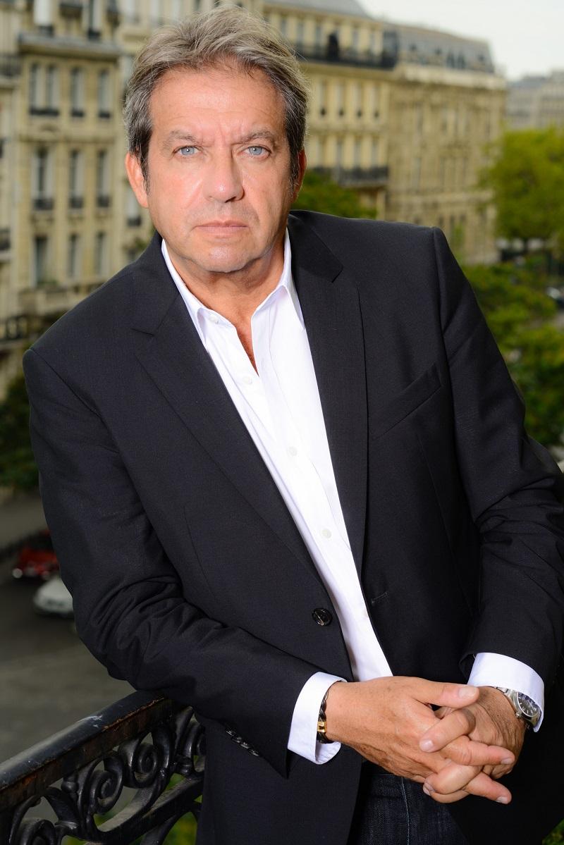 Georges Rudas, président Amadeus France Crédit : Amadeus