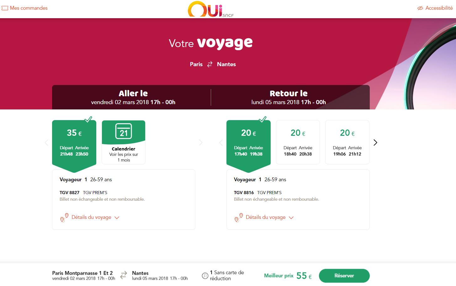 Voyages-SNCF.com devient OUI.sncf