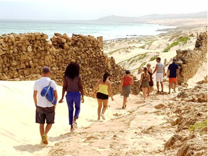 au Cao Vert, Boa Vista est surnommé l'île aux dunes - DR Top of Travel
