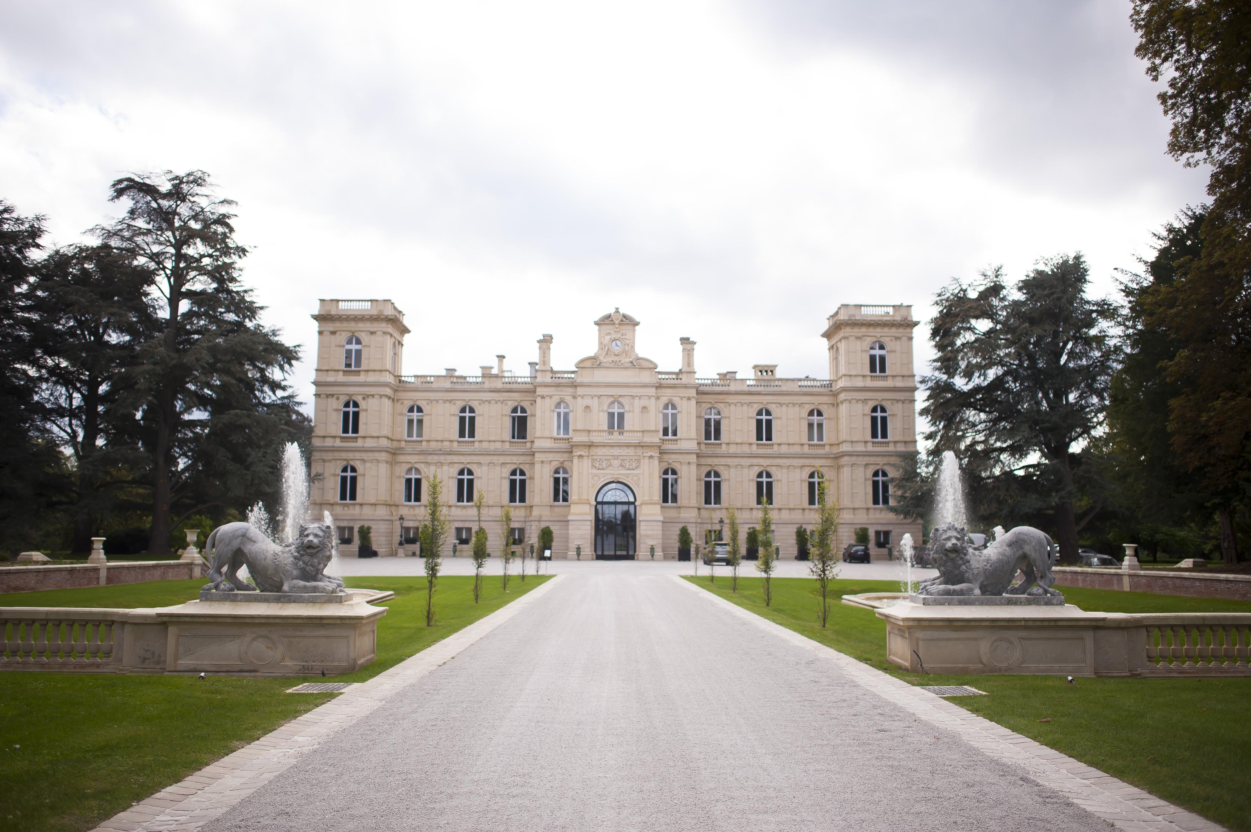 L'école Ferrières est installée dans le château éponyme, légué par la famille de Rothschild à la commune de Ferrières-en-Brie, en Seine-et-Marne. - DR