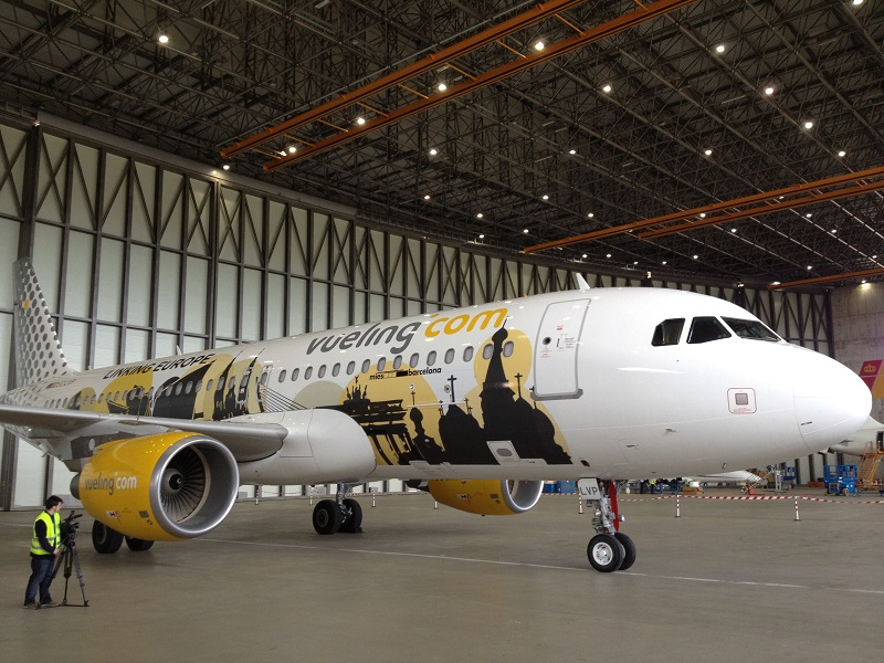 La compagnie est la première sur les trajets France / Espagne DR Vueling - TourMaG