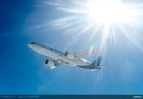 Airbus A321: commande de 50 appareils par le Qatar