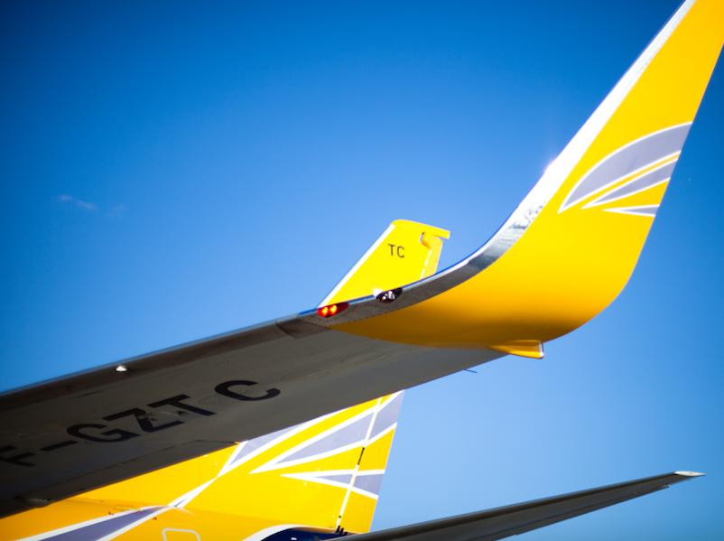 ASL, dont 95% de l'activité passager est représentée par les vols charters, parie maintenant sur les lignes régulières © ASL Airlines