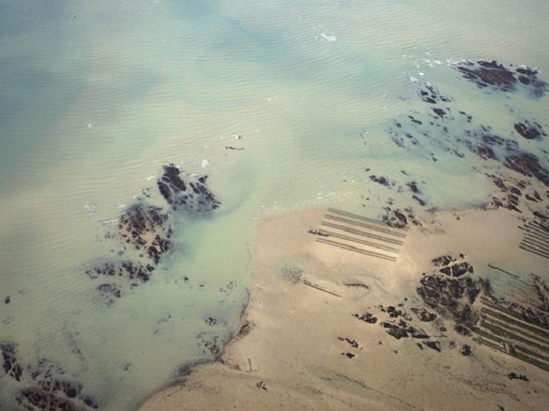 vue des îles Chausey - © F. Larrey / Conservatoire du Littoral