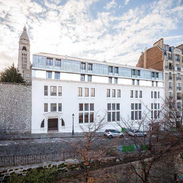 Montmartre odalys city ouvre une 2e adresse paris for Residence appart hotel paris