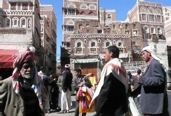 Sanaa capitale du Yémen - LdM.