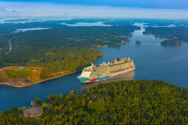 Le Norwegian Breakaway se rendra dans les Caraïbes depuis Miami - Crédit photo : Norwegian Cruise Line