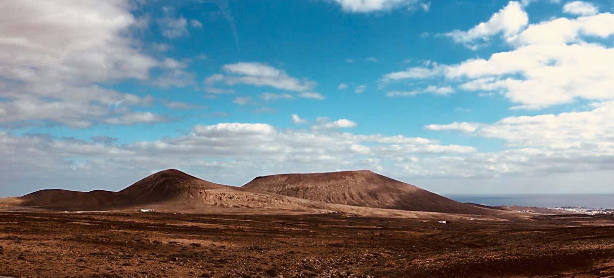 Les paysages lunaires de Lanzarote © L.MEDINA, TourMaG