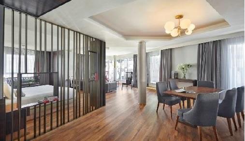 Suite du Hyatt Centric Gran Via Madrid - Crédit photo : Hyatt