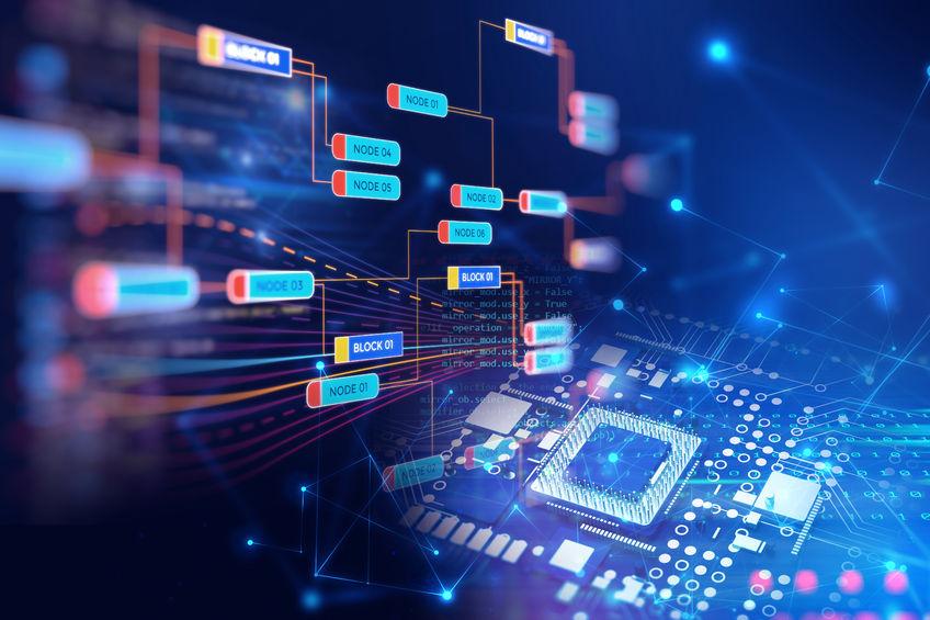 La blockchain au coeur de la stratégie d'Amadeus Crédit : 123RF