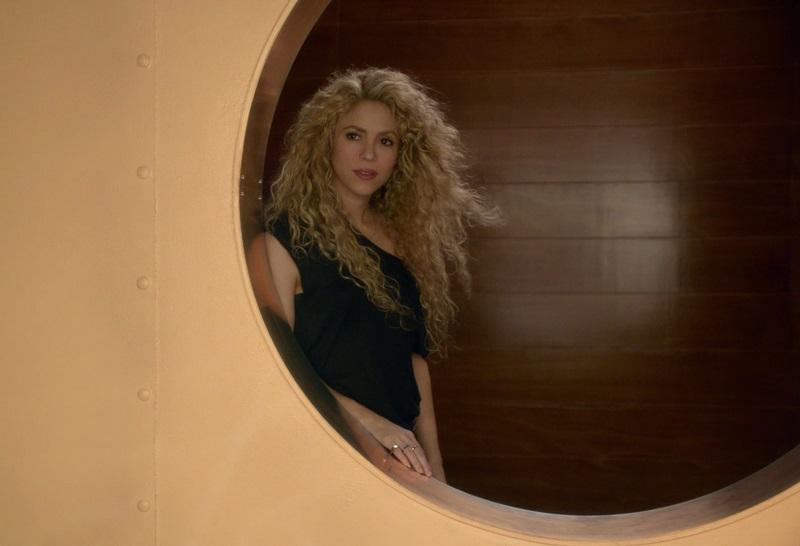 Shakira sera l'héroïne du prochain sport publicitaire de Costa Croisières - DR Costa Croisières