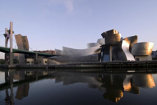 Musée Guggenheim Bilbao : record d'affluence en 2017