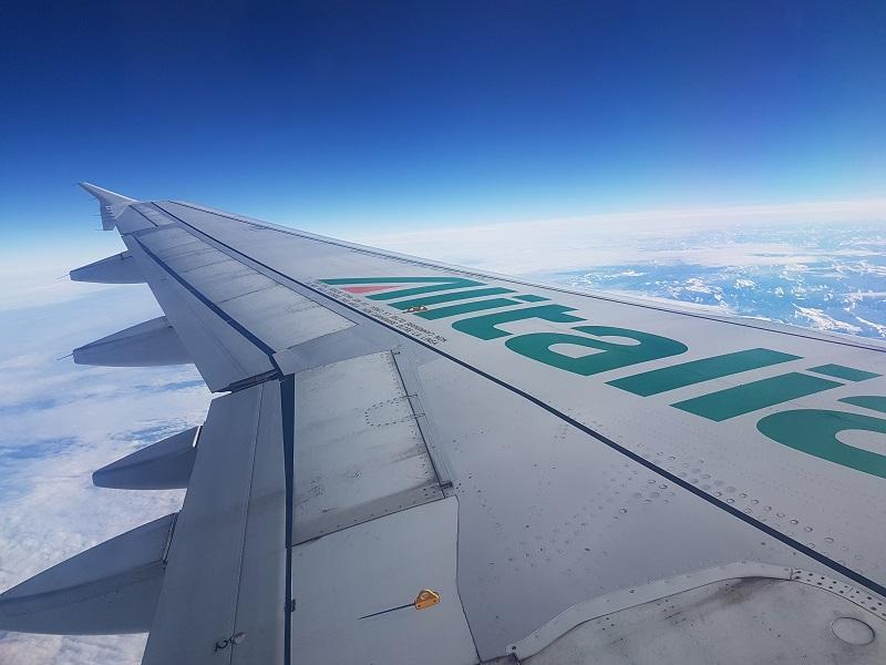 La compagnie Italienne historique est en passe de devenir Allemande. photo DR Alitalia