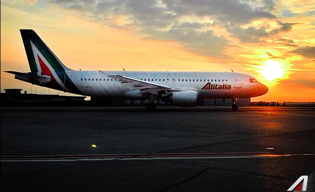 Après la reprise d'Air Berlin, Lufthansa serait le grand favori au rachat d'Alitalia © Alitalia