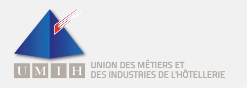 Capture écran site internet de l'UMIH