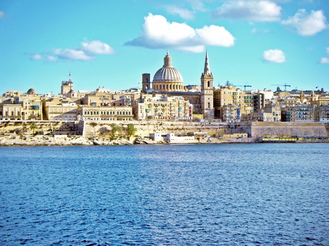 La Vallette, capitale de Malte - CC0 Creative Commons