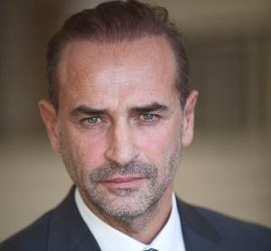 Jean-François Suhas, président du Club de la Croisière Marseille Provence