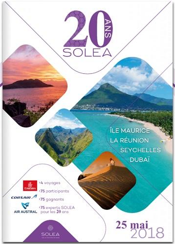 Solea organise 4 « méga-éductours » en simultané afin de faire découvrir 4 destinations aux meilleurs vendeurs. - DR