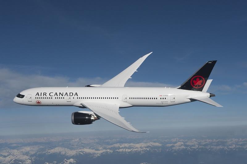 Challenge de ventes Air Canada sur la ligne Lyon - Montréal - DR Air Canada